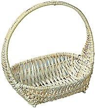 Kesper Gift Basket Willow Nature 30x24x10cm,