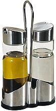 Kesper Juypal_139048 Vinegar/Oil Bottle Set, 11 x
