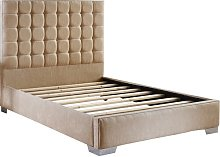 Keswick Upholstered Bed Frame Fairmont Park Size: