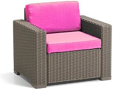 Keter Allibert California Garden Sofa Cushion Sol