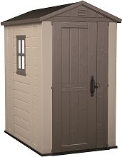 Keter Factor Apex Garden Storage Shed 4 x 6ft -