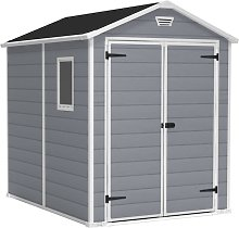 Keter Garden Manor 68 Outdoor Storage Shed