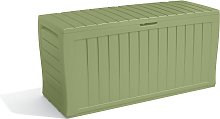Keter Marvel Plus Garden Storage box 270L - Sage