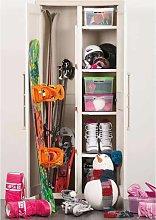 Keter Multipurpose Storage Cabinet Gulliver 182 cm
