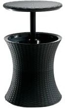 Keter Pacific Cool Bar Rattan Antracite 203835 -