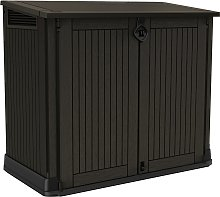 Keter Store It Out Midi 880L Garden Storage Box-