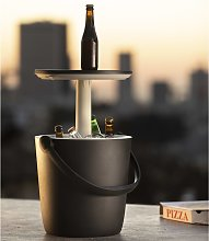 Keter Table Cooler Go Bar Anthracite