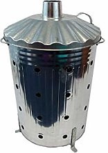 KetoPlastics 90 Litre Dustbin Incinerator - HOLES