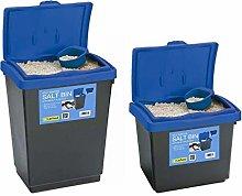 KetoPlastics Rock Salt Storage Bin Grit Spreading
