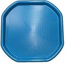 KetoPlastics SMALL Messy Play tray LIGHT BLUE