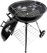 Kettle Barbecue Bbq Grill Outdoor Charcoal Patio