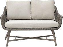 KETTLER LaMode 2-Seater Garden Lounging Sofa with