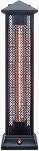 KETTLER Universal Lantern Patio Heater, 80cm