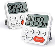 KETTLES Kitchen Timer Digital Timers Magnetic