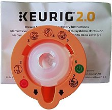 Keurig 4335457458 B01MXFTW88 2.0 Needle Cleaning