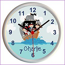 Key Expressions PERSONALISED JOLLY PIRATE SHIP