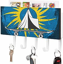 Key Holder, Wall Mounted Key Hook, Tent on