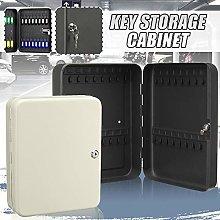 Key Safe Box 36Pcs Key Cabinet Storage Tool Box