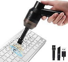 Keyboard Cleaner Cordless Rechargeable, longziming