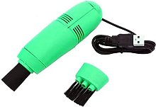 Keyboard Cleaner, Diadia USB Vacuum Cleaner ,