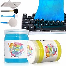 Keyboard Cleaner (Pack of 2) JOYXEON Cleaning Gel