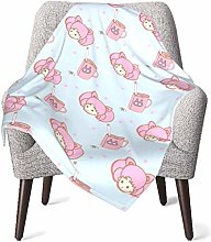 Keyboard cover Sai-lor M-oon Cartoon Baby Blanket