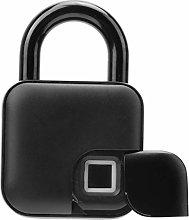Keyless Padlock, Anti‑Theft Lock USB Charging