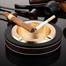 KFDQ Ashtrays Cigar Metal Fashion Boutique Ash