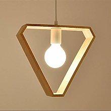 KFDQ Chandelier Light Shades Ceiling Wooden