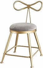 KFDQ Desk Chairs,Bar Stool Dining Chair for
