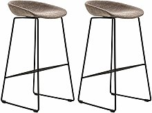 KFDQ Desk Chairs,Set of 2 Pcs for Breakfast Bar