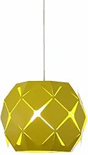 KFDQ Macaron Chandelier Simple Modern Lighting Bar