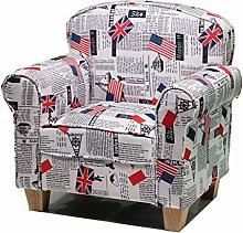 KFDQ Novelty Kids Sofa,Child Upholstered