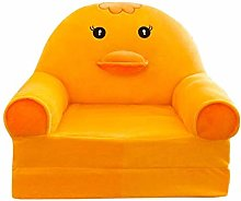 KFDQ Novelty Kids Sofa,Washable Toddler Rmchair