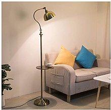 KFDQ Novelty Lamps,Floor Lamp Adjustable Fishing