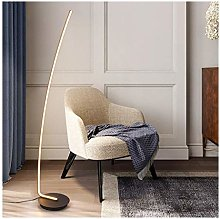KFDQ Novelty Lamps,Floor Lamp Led Tricolor Dimming