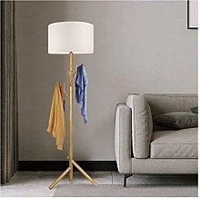KFDQ Novelty Lamps, Solid Wood Creative Hanger