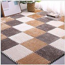 KFDQ Spliced Carpets,Carpet Floor Mat Puzzle