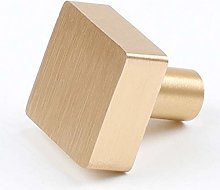 KFZ Gold Brushed Kitchen Cabinet Door Drawer Pull
