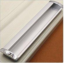 KFZ Recessed Aluminium Alloy Handles Cabinet