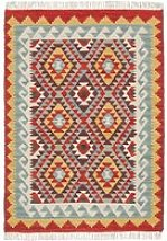 Khiva Handloom Kilim Rug - 120 x 180cm