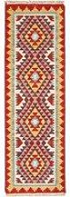 Khiva Handloom Kilim Rug - 75 x 240cm