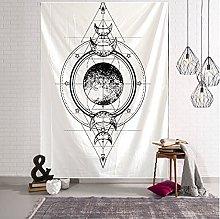 KHKJ MoonTransform Indian Mandala Tapestry Wall