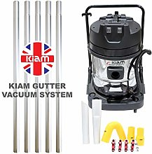 Kiam Gutter Cleaning System KV60-2 2400W Twin