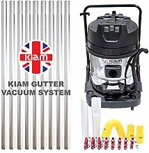 Kiam Gutter Cleaning System KV60-3 3000W Triple