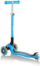 Kick Scooter for Kids,Adjustable Height Wide Deck