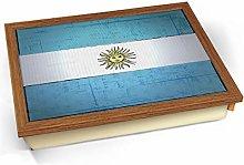 KICO Argentina World Cup Flag Cushioned Bean Bag