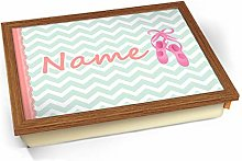 KICO Ballet Personalised Childrens Name Cushioned