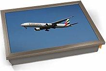 KICO Boeing 777 Aviation Plane Cushioned Bean Bag