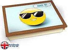 KICO Cool Emoticon Emoji Cushioned Bean Bag